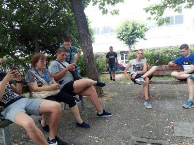 "Проект ""Еразъм +"", Болоня 2018 - ПГТТ Христо Ботев - Смолян"