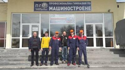 Млад автомонтьор и водач на МПС март 2019 - ПГТТ Христо Ботев - Смолян