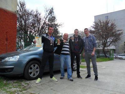 Млад автомонтьор и водач на МПС март 2016 - ПГТТ Христо Ботев - Смолян