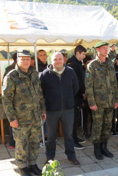 Кампанията на Министерството на отбраната БЪДИ ВОЙНИК 5