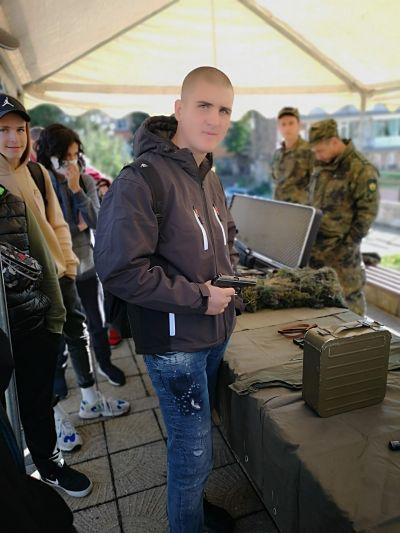 Кампанията на Министерството на отбраната БЪДИ ВОЙНИК 7