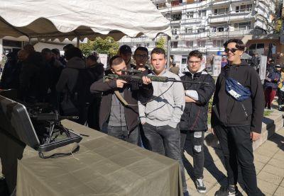 Кампанията на Министерството на отбраната БЪДИ ВОЙНИК 8