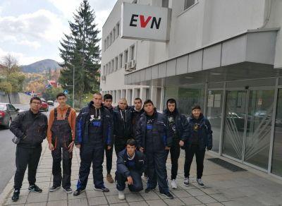 Пробно стажуване 9 клас - ПГТТ Христо Ботев - Смолян