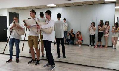 Сарагоса 2017г. - ПГТТ Христо Ботев - Смолян